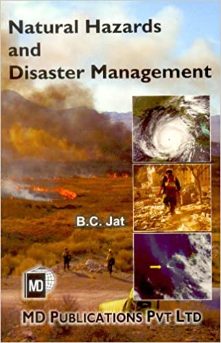 NATURAL HAZARDS AND DISASTER MANAGEMENT