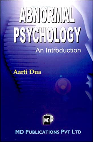 ABNORMAL PSYCHOLOGY : AN INTRODUCTION