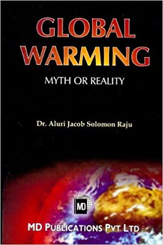 GLOBAL WARMING: MYTH OR REALITY