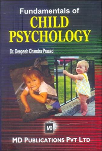 FUNDAMENTALS OF CHILD PSYCHOLOGY