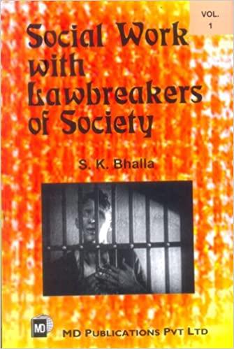 SOCIAL WORK WITH LAWBREAKERS OF SOCIETY (2 VOLS SET)
