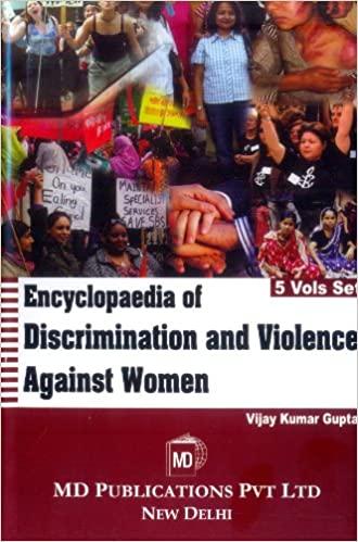 ENCYCLOPAEDIA OF DISCRIMINATION AND VIOLENCE AGAINST WOMEN (5 VOLS. SET)