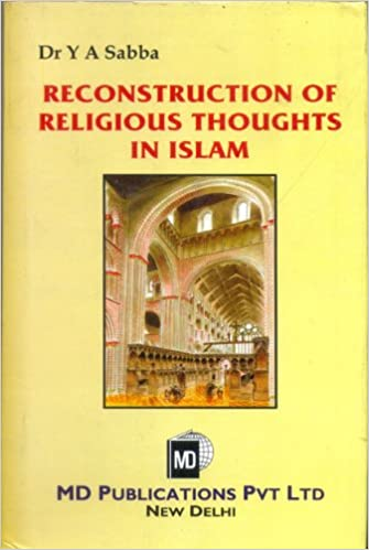 RECONSTRUCTION OF RELIGIOUS THOUGHTS IN ISLAM