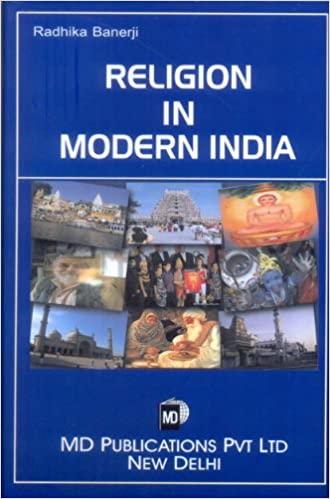 RELIGION IN MODERN INDIA
