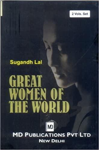 GREAT WOMEN OF THE WORLD (2 VOLS. SET)