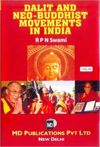 DALIT AND NEO-BUDDHIST MOVEMENT IN INDIA (3 VOLS. Set)