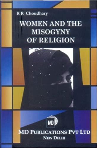 WOMEN AND MISOGYNY OF RELIGION