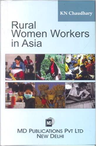 RURAL WOMEN WORKERS IN ASIA