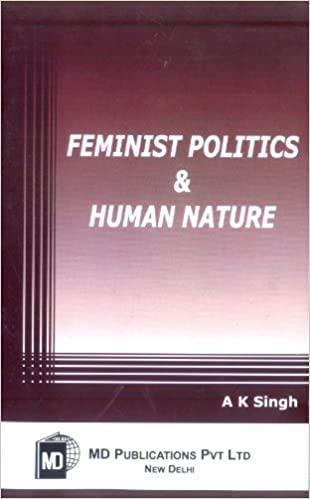 FEMINIST POLITICS & HUMAN NATURE