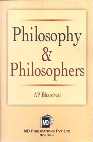 PHILOSOPHY & PHILOSOPHERS