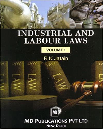 INDUSTRIAL AND LABOUR LAWS (3 VOLS. SET)