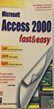 Access 2000 Fast & Easy