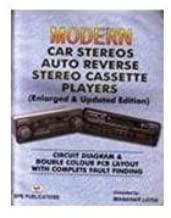Modern Car Stereo Auto Reverse Stereo Cassette Player