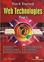 TEACH YOURSELF WEB TECHNOLOGIES - PART 1