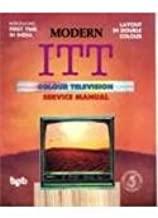 MODERN ET& T COLOR TV MANNUAL