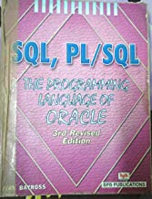 SQL, PL/SQL - THE PROGRAMMING LANGUAGE OF ORACLE