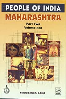 PEOPLE OF INDIA- MAHARASHTRA-II(IN SET)