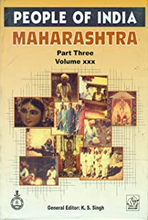 PEOPLE OF INDIA- MAHARASHTRA-III(IN SET)