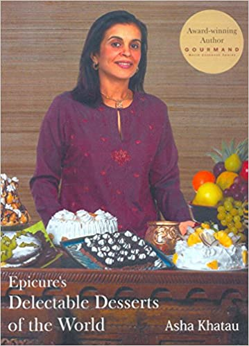 EPICURE'S DELECTABLE DESSERTS OF THE WORLD