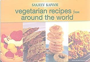 Around the World – vegetarian recipes (new mrp)