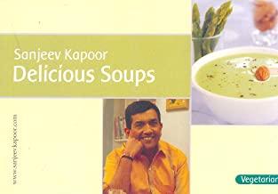 Delicious soups vegetarian