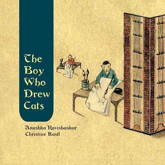 THE BOY WHO DREW CATS