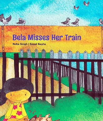 Bela Misses her Train