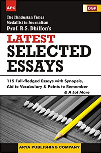 LATEST SELECTED ESSAYS