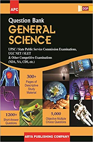 QUESTION BANK GENERAL SCIENCE