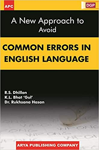 A NEW APPROACH TO AVOID COMMON ERRORS IN ENGLISH LANGUAGE