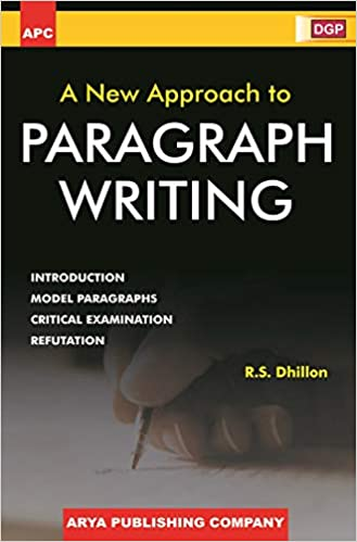 A NEW APPROACH TO PARAGRAPH WRITING
