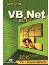 TEST YOUR VB.NET SKILLS - PART I - LANGUAGE ELEMENTS