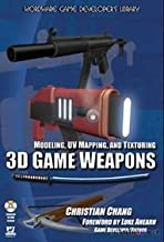 3D Game Weapons ( Modeling UV Mapping & Texturing )