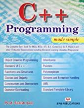 C++ Programming Made Simple