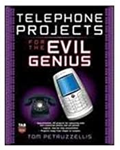 40 Build - It- Yourself Telephone Projects by Tom Petruzzellis