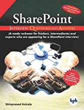 SHAREPOINT INTERVIEW QUESTIONS & ANSWERS