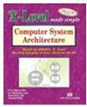 'A' Level Computer System Architecure  A4-R4)