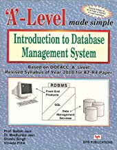 'A' LEVEL INTRODUCTION TO DATABASE MANAGEMENT SYSTEM  A7-R4)
