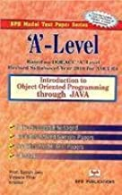 A' LEVEL- INTRO. TO OBJECT ORIENTED PROG. THRU JAVA  A10.1-R-4)