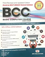 Basic Computer Course Made Simple  BCC) -English