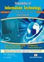 Foundation of Information Technology- Class X