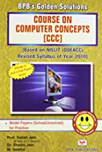 BPB GOLDEN SOLUTIONS-COURSE ON COMPUTER CONCEPT  CCC)