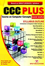 COURSE ON COMPUTER CONCEPTS PLUS MADE SIMPLE  CCC PLUS)