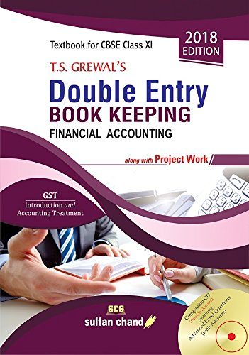DOUBLE ENTRY BOOK KEEPING: FINANCIAL ACCOUNTING (CLASS-XI)