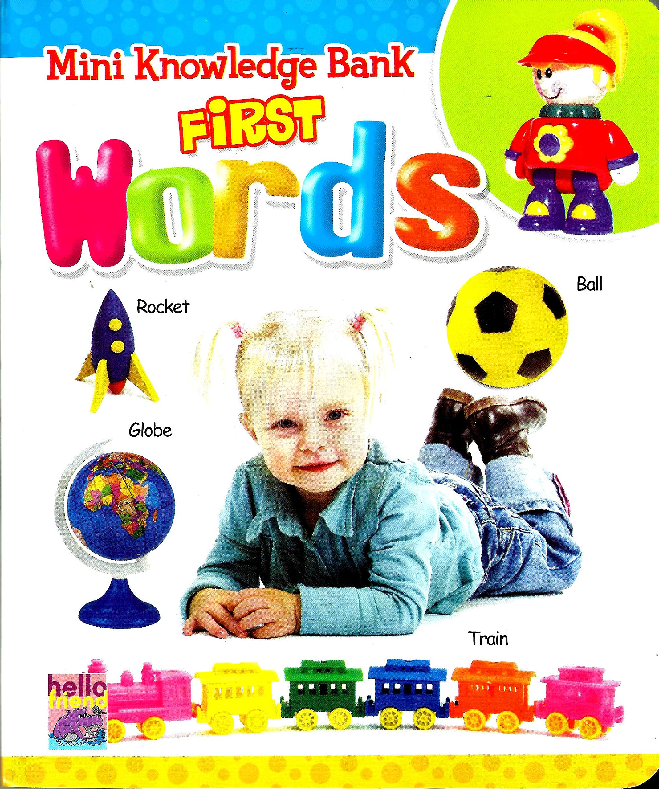 Mini Knowledge Bank First Words