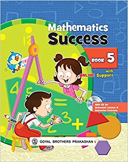 Mathematics Success Book 5 (With Online Support)
