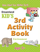 ENVIRONMENT KID'S ACTIVITY BOOK AGE 5+ - 3RD ACTIVITY BOOK