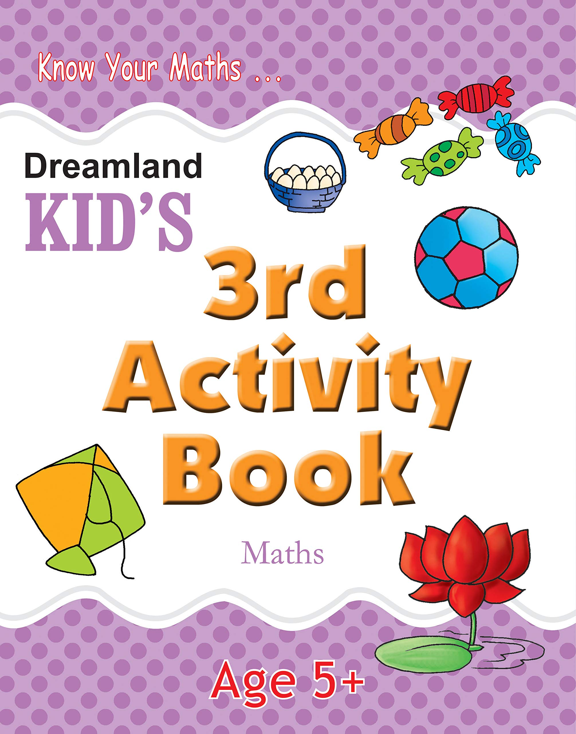 3rd Activity Book - Maths