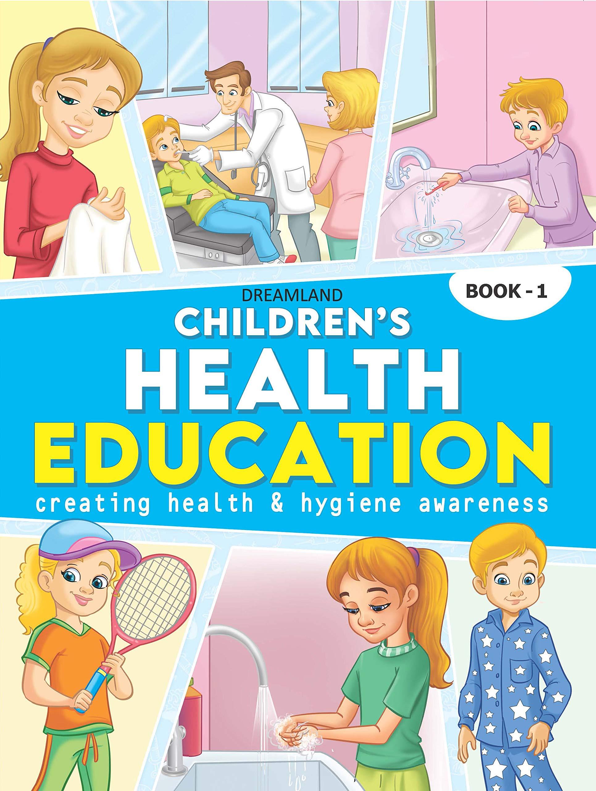 Children's Health Education - Book 1