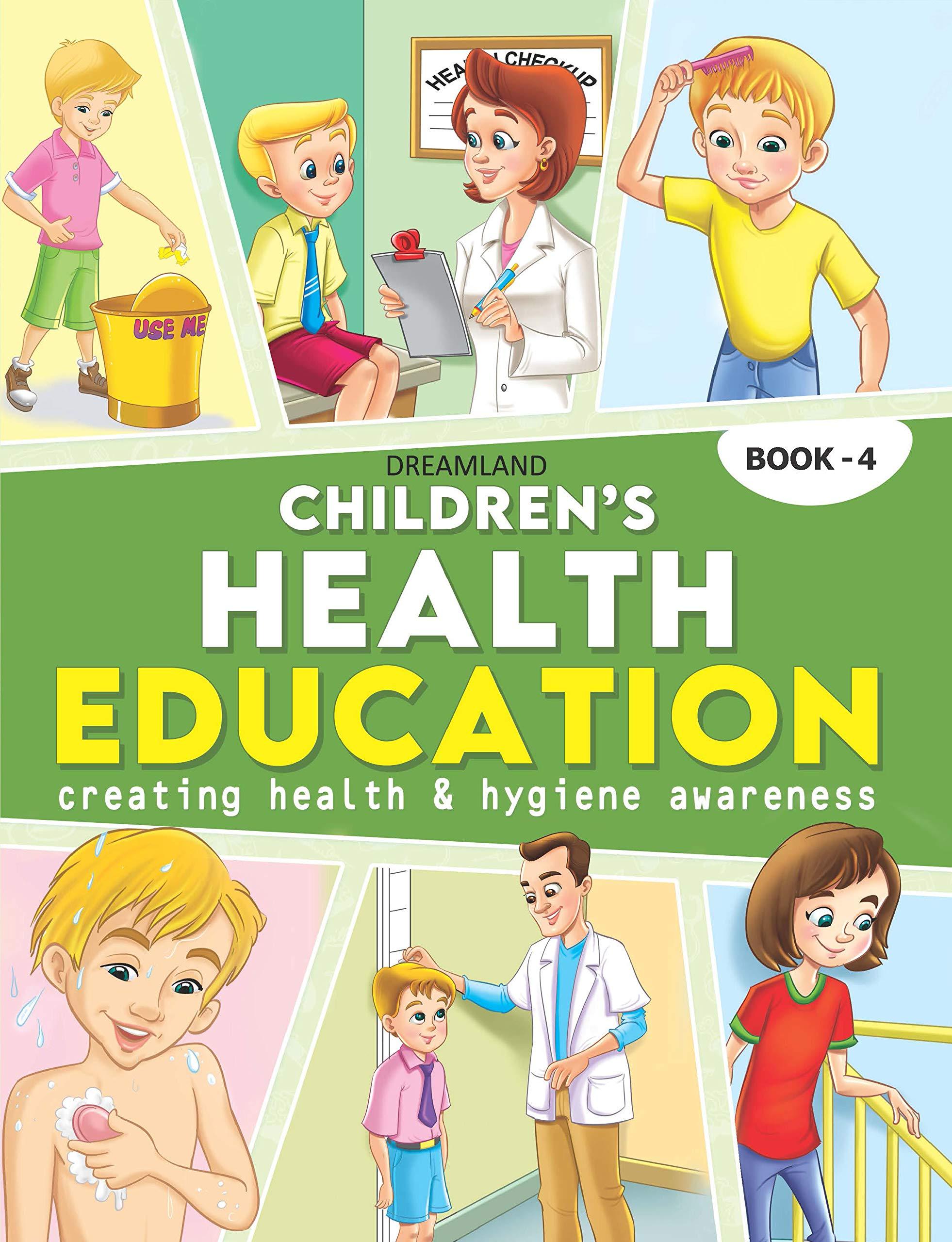 Children's Health Education - Book 4